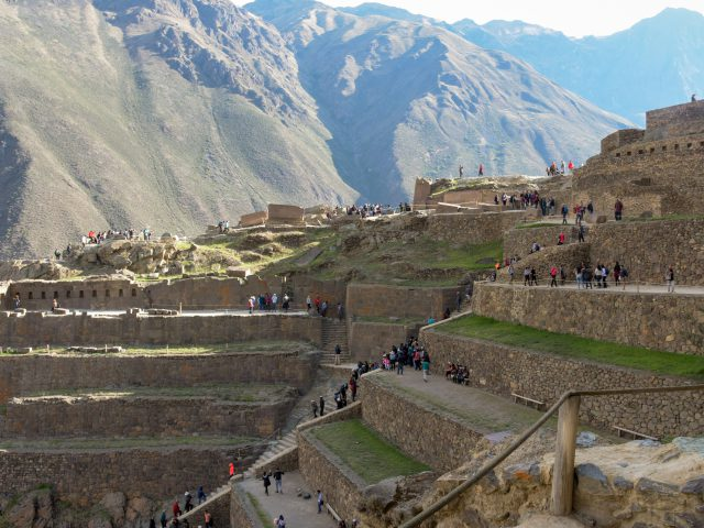 SACRED VALLEY + MACHU PICCHU 2 DAYS