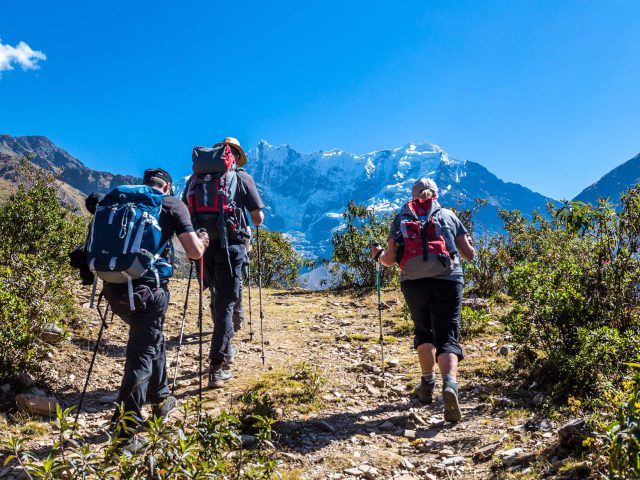 SALKANTAY TREK + LLACTAPATA 5 DAYS – 4 NIGHTS