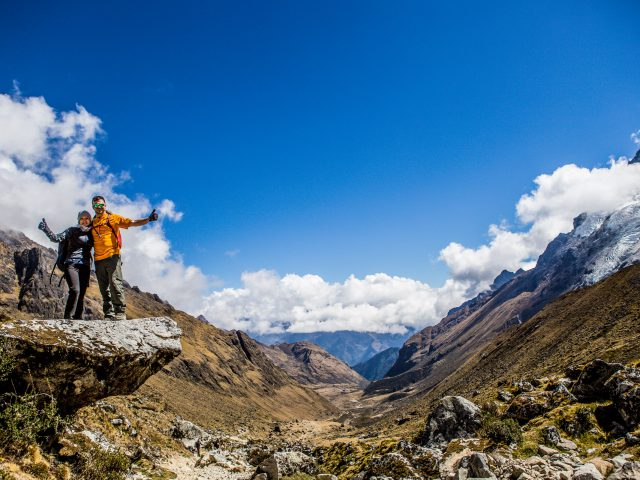 NEW SALKANTAY TREK + MACHU PICCHU BY CAR 4 DAYS